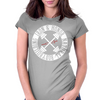Iron & Honor & Barbells Womens Fitted T-Shirt