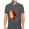 Iron Man 3 Avengers Ironing Man Mens Polo