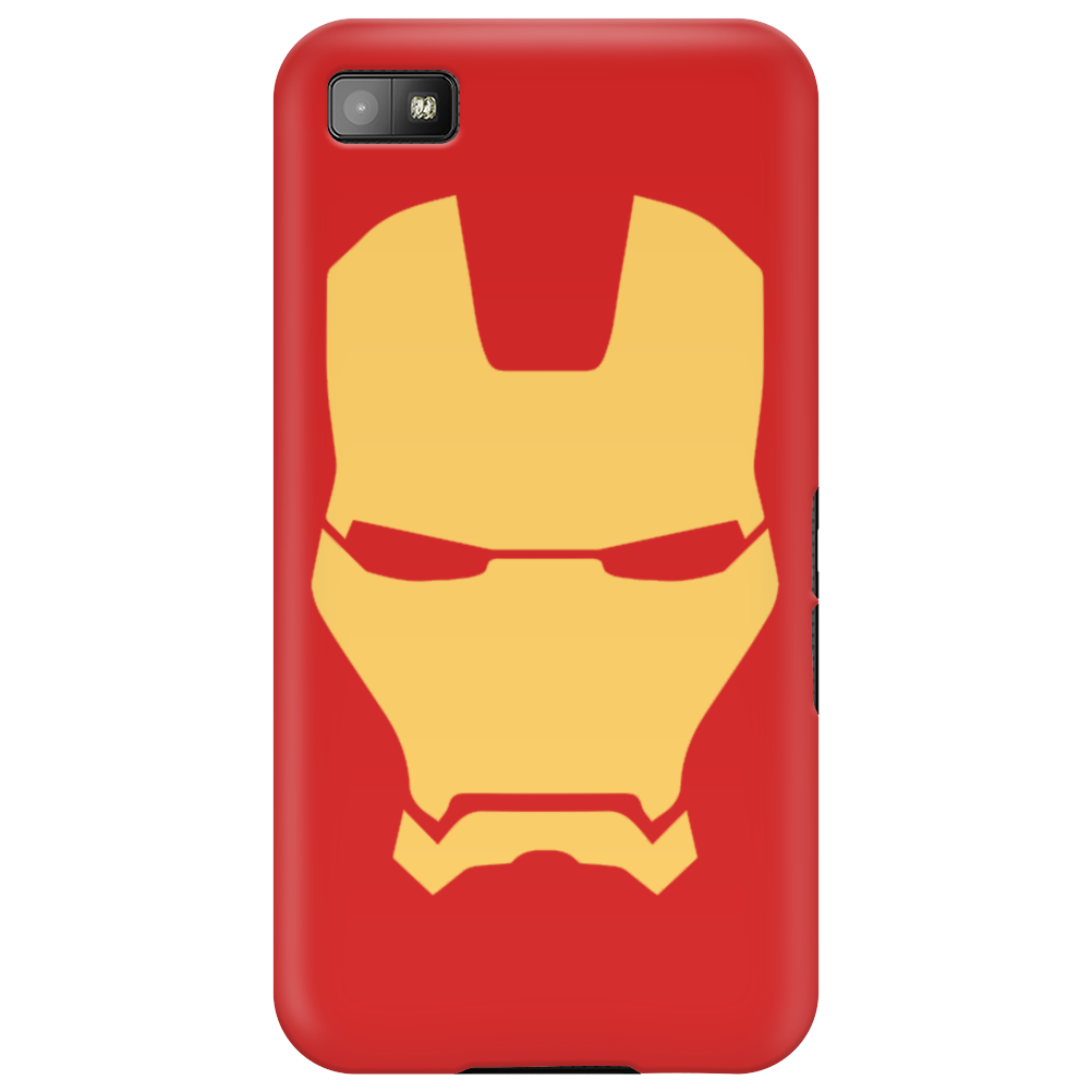 Iron Man Face Phone Case