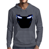 Iron Man Maske Helm Arc Reactor Comic Mens Hoodie