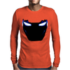 Iron Man Maske Helm Arc Reactor Comic Mens Long Sleeve T-Shirt