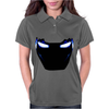 Iron Man Maske Helm Arc Reactor Comic Womens Polo
