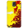 Iron Man - Splatter Phone Case