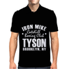 Iron Mike Tyson Catskill Boxing Club Mens Polo