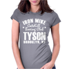 Iron Mike Tyson Catskill Boxing Club Womens Fitted T-Shirt
