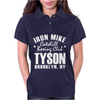Iron Mike Tyson Catskill Boxing Club Womens Polo