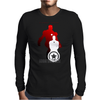 Iron Soldier Mens Long Sleeve T-Shirt