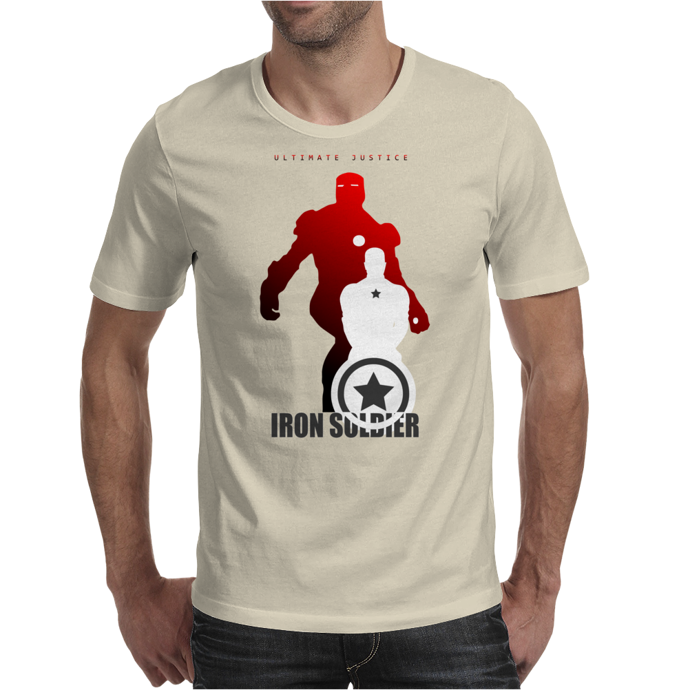 Iron Soldier Mens T-Shirt