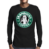 Ironbucks Coffee Mens Long Sleeve T-Shirt