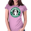 Ironbucks Coffee Womens Fitted T-Shirt