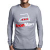 IronMan Mens Long Sleeve T-Shirt