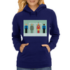 Ironman picto Womens Hoodie