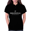 IRRATIONAL BUT WELL ROUNDED Womens Polo