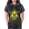 Irritant Chemical Symbol Laboratory Womens Polo