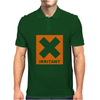 IRRITANT Mens Mens Polo