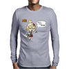 Isabelle - Zombie Crossing Mens Long Sleeve T-Shirt