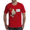Isabelle - Zombie Crossing Mens T-Shirt