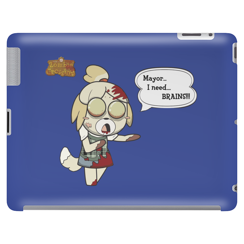 Isabelle - Zombie Crossing Tablet