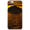 island sunset Phone Case