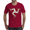 Isle Of Man Manx Douglas British Mens T-Shirt
