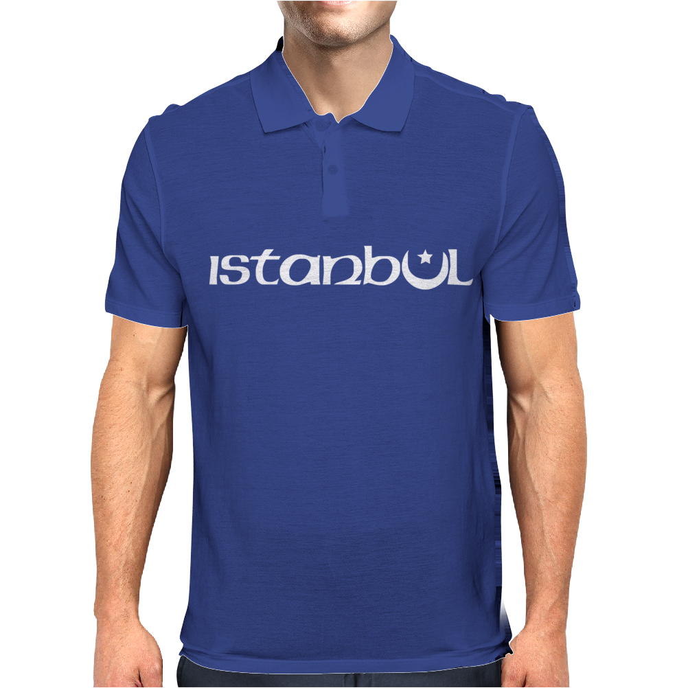 ISTANBUL new Mens Polo