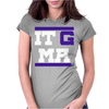 It G Ma Womens Fitted T-Shirt