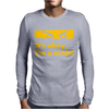 It Is Ok I Am A Ninja Mens Long Sleeve T-Shirt