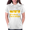 It Is Ok I Am A Ninja Womens Polo