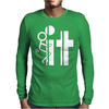 It Mens Long Sleeve T-Shirt