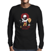 IT Pennywise Clown Mens Long Sleeve T-Shirt