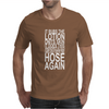 It Rubs The Lotion On Its Skin Mens T-Shirt