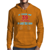 it tok me 39 years mars Mens Hoodie