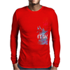 It wasn't me! Mens Long Sleeve T-Shirt