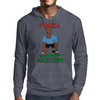 Italy Rugby 2nd Row Forward World Cup Mens Hoodie