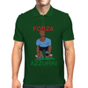 Italy Rugby 2nd Row Forward World Cup Mens Polo