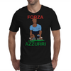 Italy Rugby 2nd Row Forward World Cup Mens T-Shirt