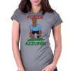 Italy Rugby 2nd Row Forward World Cup Womens Fitted T-Shirt