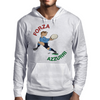 Italy Rugby Back World Cup Mens Hoodie