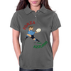 Italy Rugby Back World Cup Womens Polo
