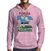 Italy Rugby Forward World Cup Mens Hoodie