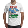 Italy Rugby Forward World Cup Mens T-Shirt