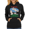 Italy Rugby Forward World Cup Womens Hoodie