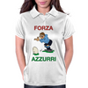 Italy Rugby Kicker World Cup Womens Polo
