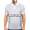 It's a gamer thing, you wouldn't understand. Mens Polo
