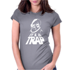 It's A Trap Star Wars Jedi Womens Fitted T-Shirt