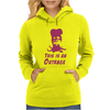 It's An Outrage Mighty Boosh Inspired Womens Hoodie