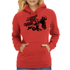 Its Dangerous to Be Right Womens Hoodie