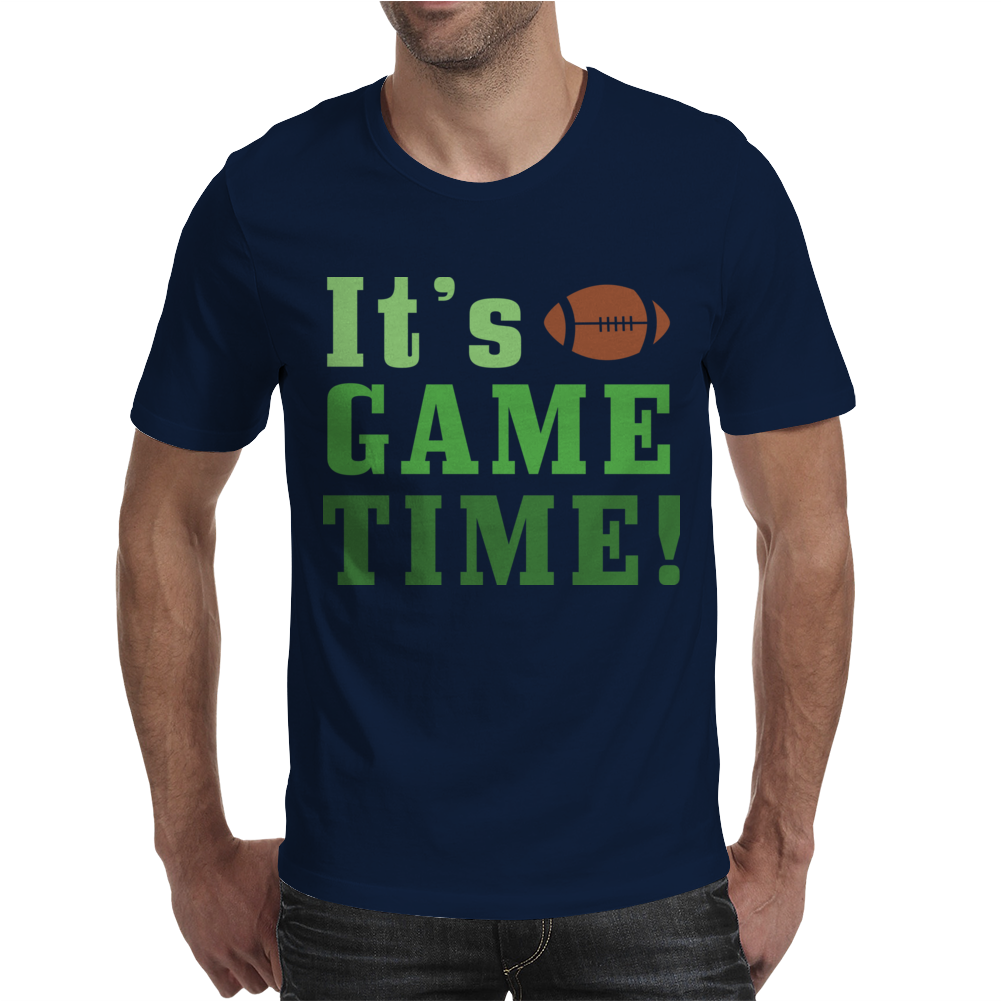 It's Game Time Mens T-Shirt
