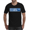 It's Grim Up North Mens T-Shirt