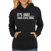 It's Jake From State Farm Funny Womens Hoodie